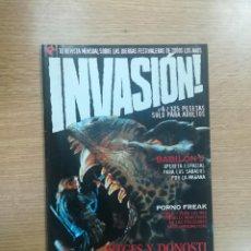 Coleccionismo de Revistas y Periódicos: INVASION! #6 (GLENAT). Lote 139139172