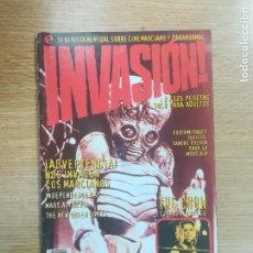 Coleccionismo de Revistas y Periódicos: INVASION! #2 (GLENAT). Lote 139139156