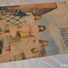 Coleccionismo de Revistas y Periódicos: VINTAGE - ANTIGUO CATÁLOGO GALERÍAS PRECIADOS - MADRID - PRIMAVERA / VERANO 1951 - ENVÍO 24H. Lote 139184730