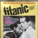 Coleccionismo de Revistas y Periódicos: TITANIC Nº 1, AÑO 1983, SER GAY ES COSA DE HOMBRES. Lote 139242534