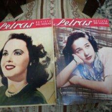 Coleccionismo de Revistas y Periódicos: LETRAS REVISTA.... Lote 139278922