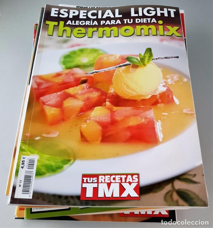 Coleccionismo de Revistas y Periódicos: Lote de 16 revistas Thermomix - Foto 2 - 139364818