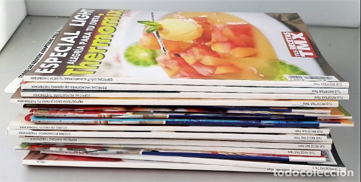 Coleccionismo de Revistas y Periódicos: Lote de 16 revistas Thermomix - Foto 3 - 139364818