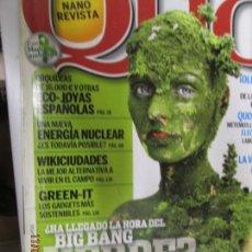 Coleccionismo de Revistas y Periódicos: QUO NANO REVISTA Nº 188 MAYO 2011. Lote 139390102