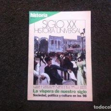 Coleccionismo de Revistas y Periódicos: REVISTA. HISTORIA 16 (SIGLO XX, HISTORIA UNIVERSAL 1) 1983. Lote 139433254
