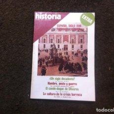 Coleccionismo de Revistas y Periódicos: REVISTA. HISTORIA 16 (ESPAÑA, SIGLO XVII. ESPLENDOR Y DECADENCIA) . Lote 139435098