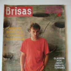 Coleccionismo de Revistas y Periódicos: REVISTA BRISAS Nº26 1987.MIQUEL BARCELÓ,UN PINTOR SUPERSTAR. Lote 139501918