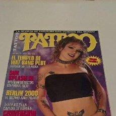 Coleccionismo de Revistas y Periódicos: REVISTA TATTOO NUM 3. SEP 2001. TATUAJE. TIENE FALTAS.. Lote 139559990