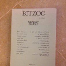 Coleccionismo de Revistas y Periódicos: BITZOC (REVISTA TRIMESTRAL DE LITERATURA) SEPTIEMBRE 1988 (5). Lote 139621340