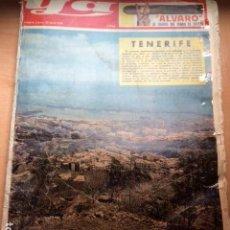 Coleccionismo de Revistas y Periódicos: PERIODICOS YA: TENERIFE-TOLEDO-ZARAGOZA-SEVILLA-PONTEVEDRA-PAMPLONA-SEGOVIA-CUENCA-MURCIA-MADRID. Lote 139720414