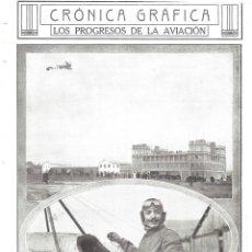 Coleccionismo de Revistas y Periódicos: 1913 HOJA REVISTA PARÍS AVIACIÓN AVIADOR FRANCÉS BIERIOT AEROPLANO MONOPLANO LOOPING. Lote 139733826