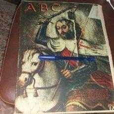 Coleccionismo de Revistas y Periódicos: PERIODICO ABC 24 DE JULIO AÑO 1935 CASA LÓPEZ VEGA. CAMINO SANTIAGO . Lote 139986638
