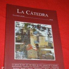 Coleccionismo de Revistas y Periódicos: REVISTA LA CATEDRA, NUESTRA SEÑORA STA. MARIA DE LOIS - NUM.2 2001. Lote 140133950