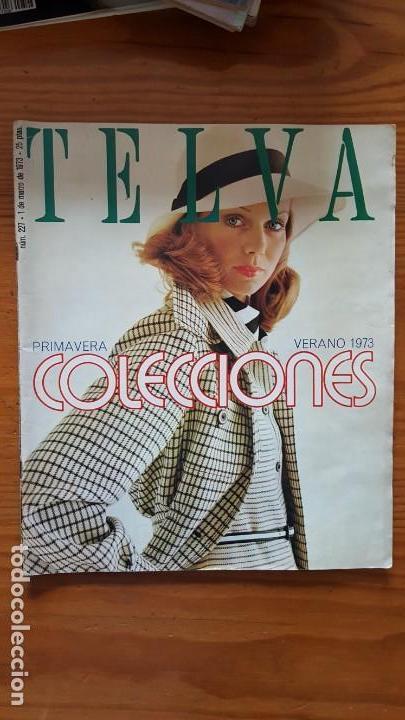 Coleccionismo de Revistas y Periódicos: EXTRAORDINARIO LOTE DE 24 REVISTAS TELVA. VER DESCRIPCIÓN Y FOTOGRAFÍAS. - Foto 2 - 140291002
