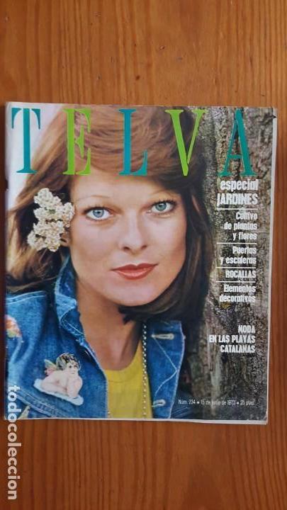 Coleccionismo de Revistas y Periódicos: EXTRAORDINARIO LOTE DE 24 REVISTAS TELVA. VER DESCRIPCIÓN Y FOTOGRAFÍAS. - Foto 3 - 140291002
