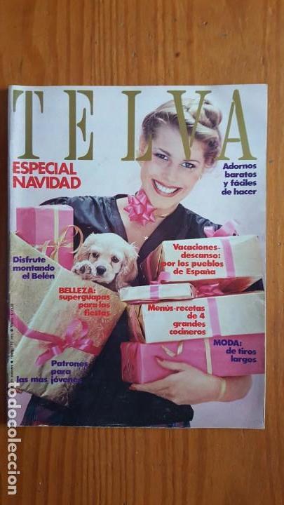 Coleccionismo de Revistas y Periódicos: EXTRAORDINARIO LOTE DE 24 REVISTAS TELVA. VER DESCRIPCIÓN Y FOTOGRAFÍAS. - Foto 20 - 140291002