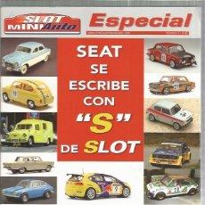 Colecionismo de Revistas e Jornais: SLOT MINIAUTO ESPECIAL 1. Lote 140423798