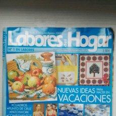 Coleccionismo de Revistas y Periódicos: REVISTA LABORES DEL HOGAR JULIO 2003. Lote 140445458