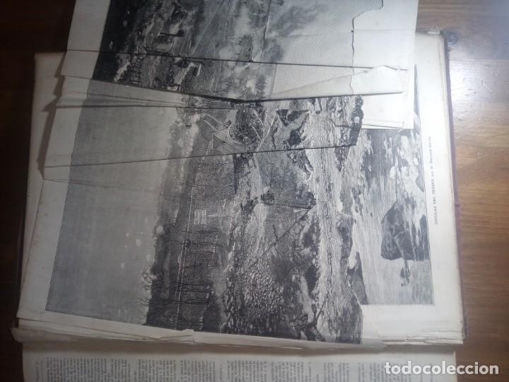 Collection Magazines and Newspapers: ILUSTRACION ARTISTICA Y ALBUM DE SALON. 1882 - Foto 4 - 140538650