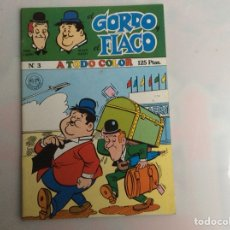 Coleccionismo de Revistas y Periódicos: EL GORDO Y EL FLACO Nº 3 -EDITA : MARCO IBERICA. Lote 140738166
