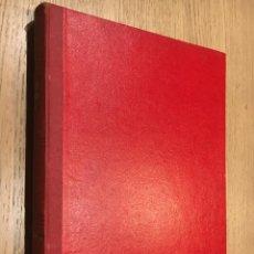 Coleccionismo de Revistas y Periódicos: REVISTA ESPAÑOLA DE ARTE / 1935-36 / SOCIEDAD ESPAÑOLA DE AMIGOS DEL ARTE / 6 REVISTAS ENCUADERNADAS. Lote 140787390