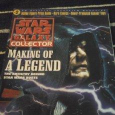 Coleccionismo de Revistas y Periódicos: STAR WARS GALAXY N. 2. Lote 140966690