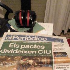 Coleccionismo de Revistas y Periódicos: EL PERIÓDICO 27 NOVEMBRE 2012. Lote 141013170