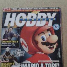 Coleccionismo de Revistas y Periódicos: HOBBY CONSOLAS Nº218. Lote 141193334