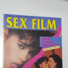 Coleccionismo de Revistas y Periódicos: REVISTA: SEX FILM, ESPECIAL FILM HARD NUM 11 - REPORTAJE SEXUAL, MADE IN FRANCE. Lote 141370798