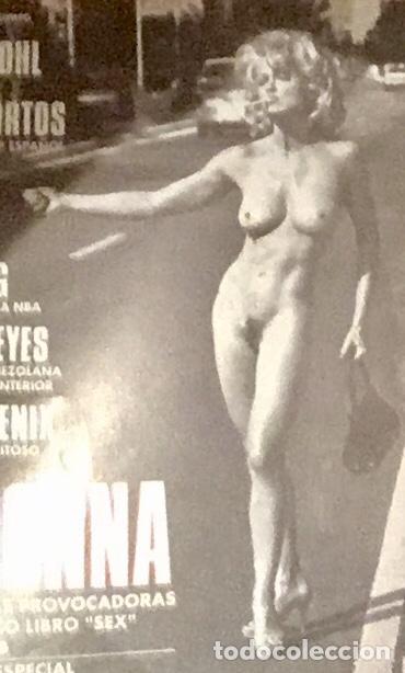 MADONNA 1992 (Coleccionismo - Revistas y Periódicos Modernos (a partir de 1.940) - Otros)