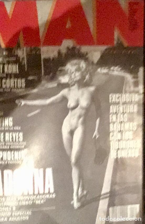 Coleccionismo de Revistas y Periódicos: MADONNA 1992 - Foto 2 - 141494133