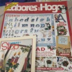 Coleccionismo de Revistas y Periódicos: LABORES DEL HOGAR. N.471. NOVIEMBRE 1997. NAVIDAD. Lote 141771837