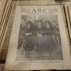Coleccionismo de Revistas y Periódicos: SEMANA SANTA SEVILLA,1937,JUEVES SANTO, ABC 27/03/1937. Lote 141949370