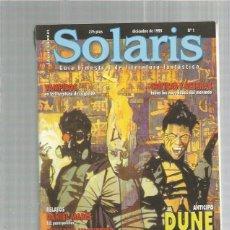 Coleccionismo de Revistas y Periódicos - SOLARIS 1 - 142196598