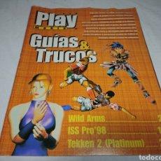 Coleccionismo de Revistas y Periódicos: GUÍA COMPLETA WILD ARMS - PLAY MANÍA GUÍAS & TRUCOS PLAYSTATION. Lote 142374709