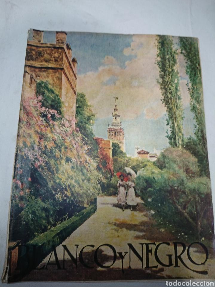BLANCO Y NEGRO N°1738 - 7 SEPTIEMBRE DE 1924 (Coleccionismo - Revistas y Periódicos Antiguos (hasta 1.939))