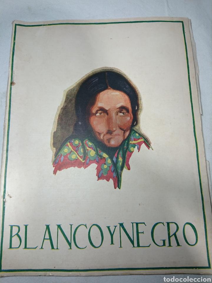 BLANCO Y NEGRO N°1739 - 14 SEPTIEMBRE 1924 (Coleccionismo - Revistas y Periódicos Antiguos (hasta 1.939))