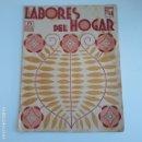 Coleccionismo de Revistas y Periódicos: REVISTA MENSUAL. LABORES DEL HOGAR. Nº 94. W. Lote 142502058