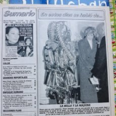 Coleccionismo de Revistas y Periódicos: LADY DI DIANA DE GALES . Lote 142618218