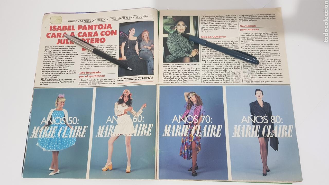 Coleccionismo de Revistas y Periódicos: REVISTA TELEINDISCRETA Nº 248 NOVIEMBRE 1989 EL PRECIO JUSTO TELE-INDISCRETA - Foto 2 - 54001771