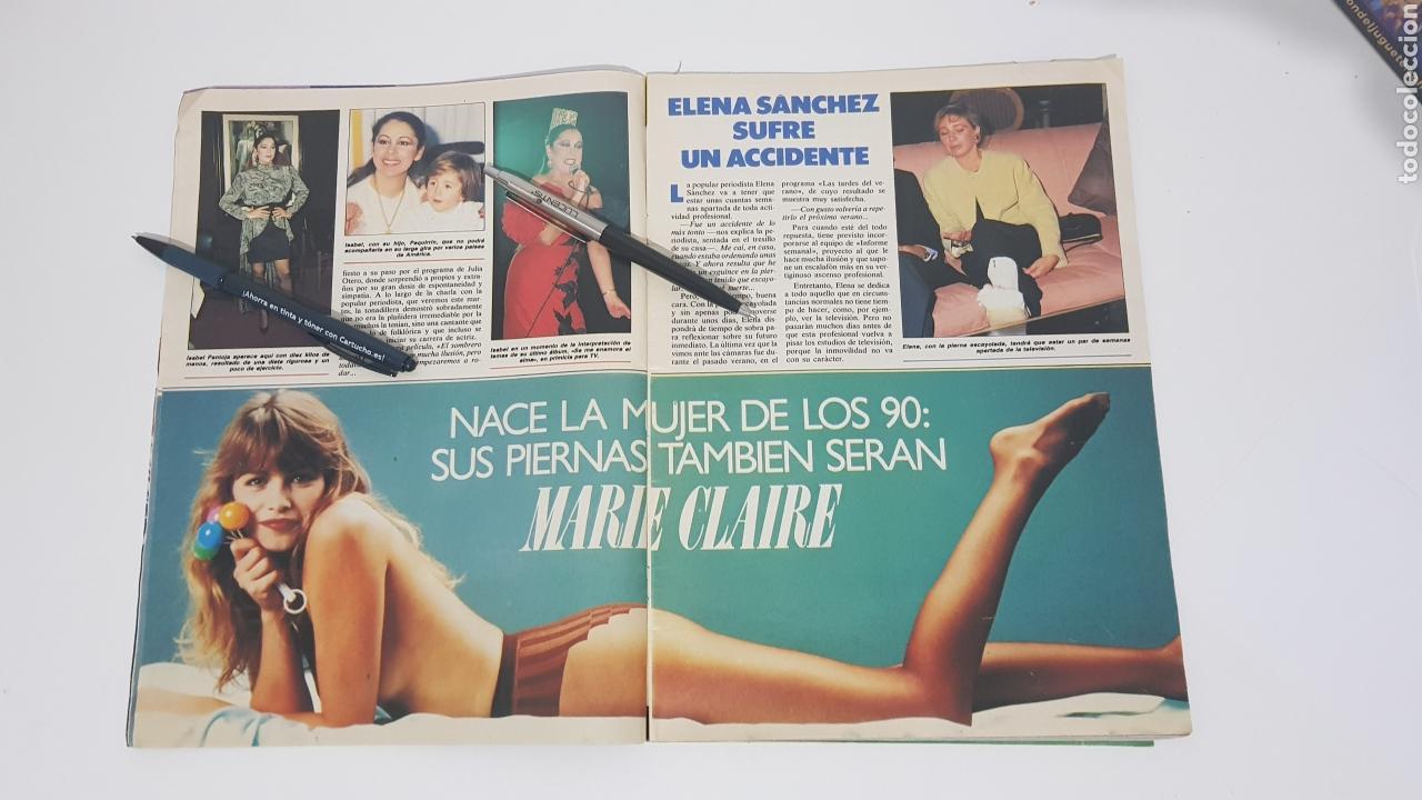 Coleccionismo de Revistas y Periódicos: REVISTA TELEINDISCRETA Nº 248 NOVIEMBRE 1989 EL PRECIO JUSTO TELE-INDISCRETA - Foto 3 - 54001771