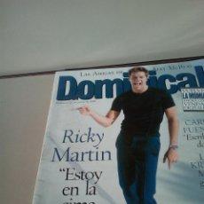 Coleccionismo de Revistas y Periódicos: DOMINICAL AÑO 1999 RICKY MRTIN LENNY KRAVITZ LAS AMIGAS DE ALLY MCBEAL. Lote 142811562