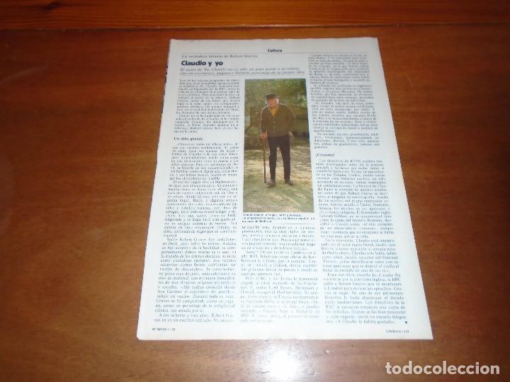 RETAL 1978: LA VERDADERA HISTORIA DE ROBERT GRAVES (Coleccionismo - Revistas y Periódicos Modernos (a partir de 1.940) - Otros)