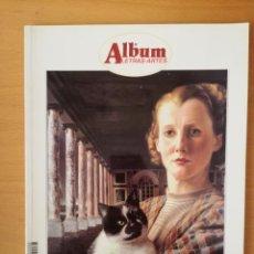 Coleccionismo de Revistas y Periódicos: REVISTA ALBUM LETRAS - ARTES Nº 66 (CARTOGRAFIA, TOLEDO, WILHELM BENDZ, ANGELICA KAUFFMAN...). Lote 143046630