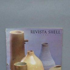 Coleccionismo de Revistas y Periódicos: REVISTA SHELL. SEPTIEMBRE 1960. VENEZUELA. ARTE. PENSAMIENTO.... Lote 143087630