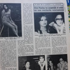 Coleccionismo de Revistas y Periódicos: ELVIS PRESLEY. Lote 195144958