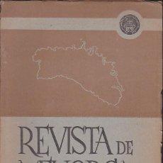 Coleccionismo de Revistas y Periódicos: REVISTA DE MENORCA OCTUBRE DICIEMBRE 1964. Lote 143135702