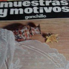 Coleccionismo de Revistas y Periódicos: MUESTRAS Y MOTIVOS GANCHILLO N . 66. Lote 143202338