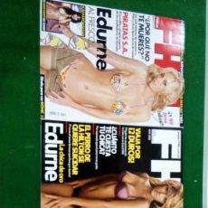Coleccionismo de Revistas y Periódicos: EDURNE FHM. Lote 143209966