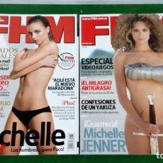 Coleccionismo de Revistas y Periódicos: MICHELLE JENER. Lote 143210722